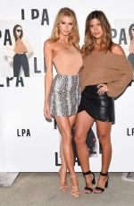 CHARLOTTE MCKINNEY at LPA Launch Party in Los Angeles 08/11/2016
