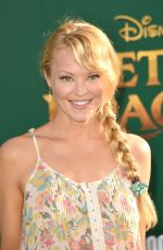 CHARLOTTE ROSS at 'Pete's Dragon Premiere in Hollywood 08/08/2016