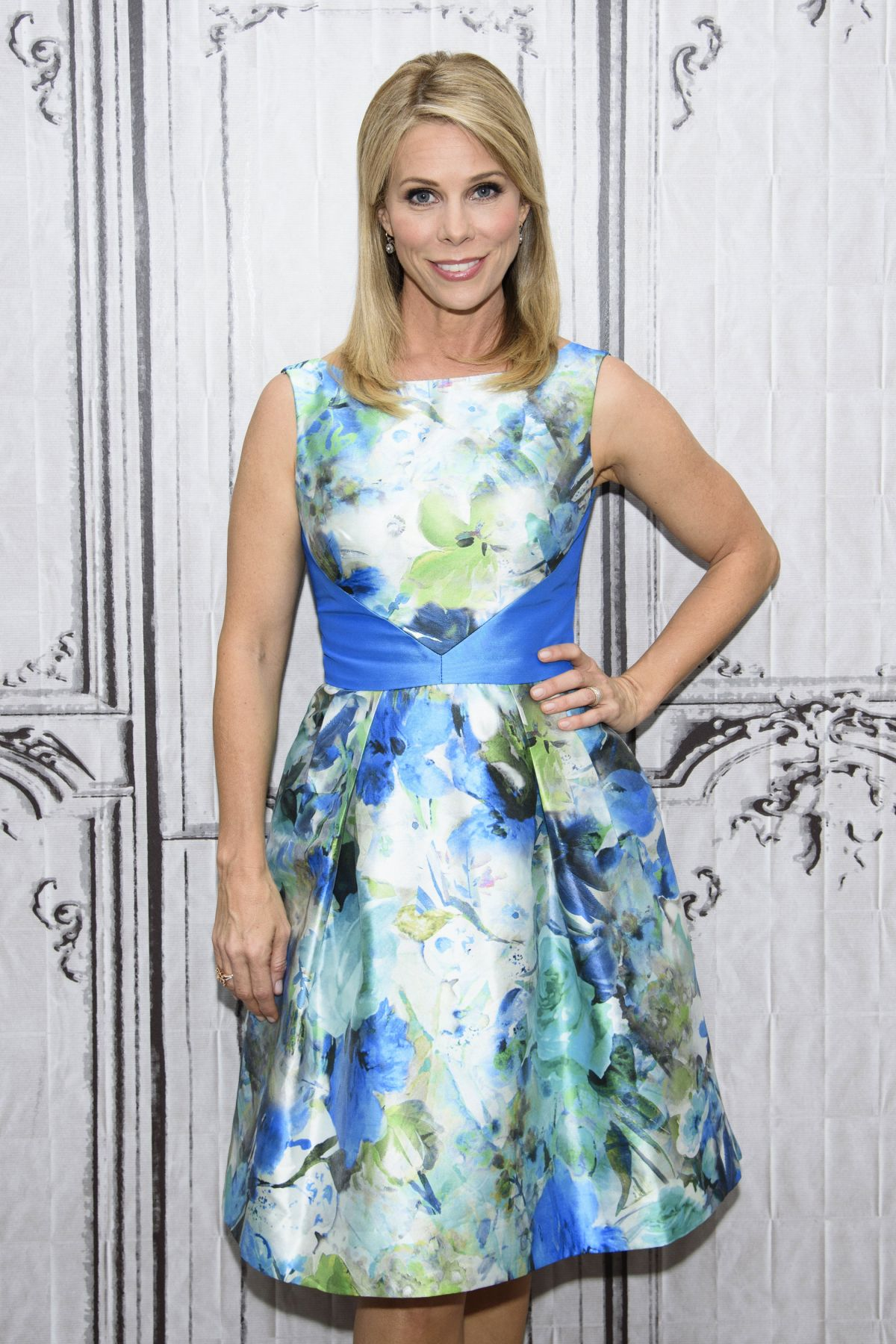 CHERYL HINES at AOL Build Speaker Series in New York 08/03/2016