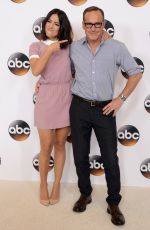 CHLOE BENNET at Disney/ABC Television TCA Summer Press Tour in Beverly Hills 08/04/2016