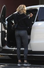 CHLOE MORETZ Arrive at a Gym in Los Angeles 08/19/2016