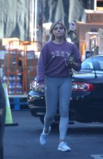 CHLOE MORETZ Out Shopping in Los Angeles 08/05/2016