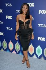 CHRISTINA MILIAN at Fox Summer TCA All-star Party in West Hollywood 08/08/2016