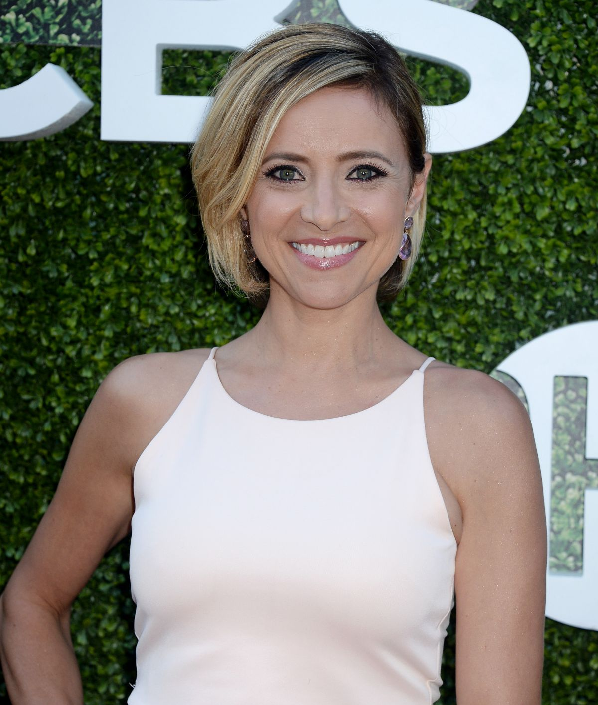 CHRISTINE LAKIN at CBS, CW and Showtime 2016 TCA Summer Press Tour Party in Westwood 08/10/2016