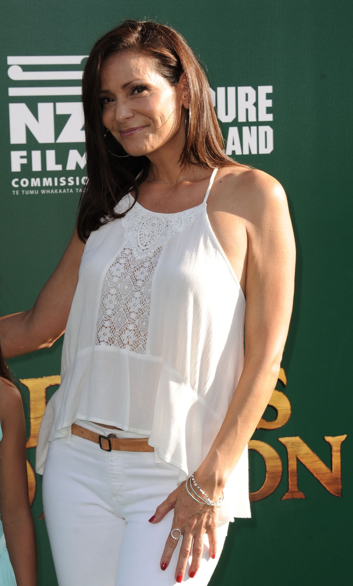 CONSTANCE MARIE at 'Pete's Dragon Premiere in Hollywood 08/08/2016