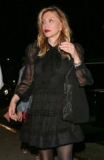 COURTNEY LOVE at Nice Guy in West Hollywood 08/05/2016