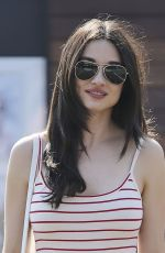 CRYSTAL REED in Jeans Out in Los Angeles 08/24/2016
