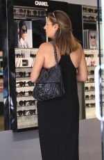 DAISY FUENTES Out Shopping in Beverly Hills 08/02/2016