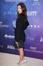 DANIELLE CAMPBELL at Power of Young Hollywood Party in Los Angeles 08/16/2016