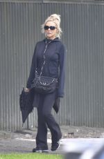 DANIELLE SPENCER Out in Rose Bay 07/30/2016