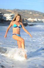 DENISE RICHARDS in Bikini at a Beach in Malibu 08/08/2016