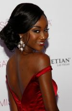 DESHAUNA BARBER at 2016 Miss Teen USA Competition in Las Vegas 07/30/2016