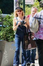 DIANE KRUGER Out and About in New York 08/24/2016