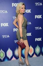 ELAINE HENDRIX at Fox Summer TCA All-star Party in West Hollywood 08/08/2016