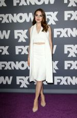 ELIZABETH GILLIES at FX Panel at 2016 Summer TCA Tour in Beverly Hills 08/09/2016