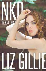 ELIZABETH GILLIES inNKD Magazine, Issue #62, August 2016