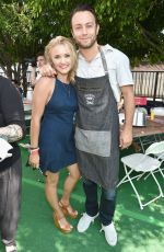 EMILY OSMENT at 4th Annual Crab Cake LA Fundraiser in Los Angeles 07/31/2016