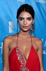 EMILY RATAJKOWSKI at Brett Ratner and David Raymond Host Special Event for UN Secretary-general Ban Ki-Moon in Los Angeles 08/10/2016