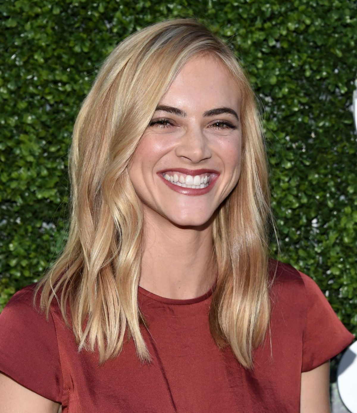 EMILY WICKERSHAM at CBS, CW and Showtime 2016 TCA Summer Press Tour Party in Westwood 08/10/2016