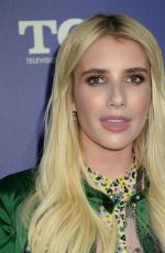 EMMA ROBERTS at Fox Summer TCA All-star Party in West Hollywood 08/08/2016