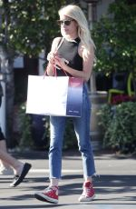 EMMA ROBERTS Out and About in West Hollywood 08/16/2016