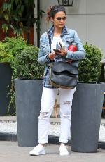 EMMANUELLE CHRIQUI Out and About in Vancouver 08/03/2016