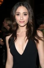 EMMY ROSSUM at TCA Awards Reception in Los Angeles 08/06/2016