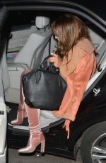 FERNE MCCANN Night Out in London 08/23/2016