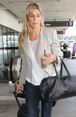 GABRIELLE REECE at LAX Airport in Los Angeles 08/05/2016