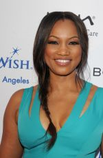 GARCELLE BEAUVAIS at Make A Wish Greater Los Angeles Fashion Fundraiser in Hollywood 08/24/2016