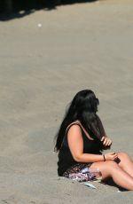GEMMA ATKINSON in Bikini at a Beach in Marbella 08/26/2016