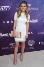 GENEVIEVE HANNELIUS at Power of Young Hollywood Party in Los Angeles 08/16/2016