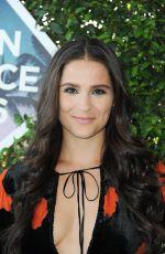 GIANNA SIMONE at Teen Choice Awards 2016 in Inglewood 07/31/2016