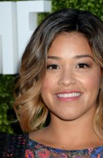 GINA RODRIGUEZ at CBS, CW and Showtime 2016 TCA Summer Press Tour Party in Westwood 08/10/2016