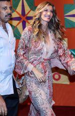GISELE BUNDCHEN at Reimagine Rio Cinema Festival in Rio De Janeiro 08/06/2016