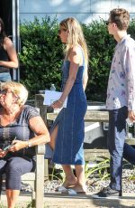 GWYNETH PALTROW Arrives at Coldplay