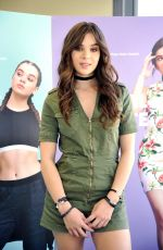 HAILEE STEINFELD at Fan Meet and  Greet 08/27/2016