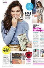HAILEE STEINFELD in Seventeen Magazine, September 2016