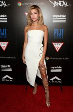 HAILEY BALDWIN at 2016 MTV VMA Republic Records Afterparty in New York 08/28/2016