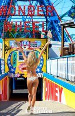 HAILEY CLAUSON for SI: Summer of Swim, August 2016
