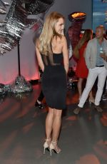 HANNAH FERGUSON at W Hotel Party to Celebrate Opening of W Dubai in New York 08/17/2016