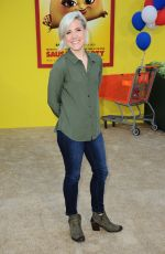 HANNAH HART at 'Sausage Party' Premiere in Westwood 08/09/2016