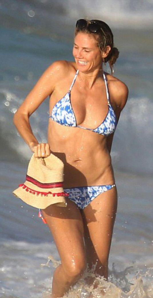 in Heidi bikini klum