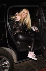 HEIDI MONTAG at Abbey in West Hollywood 08/09/2016
