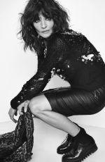 HELENA CHRISTENSEN in Vogue Magazine, Portugal September 2016 Issue