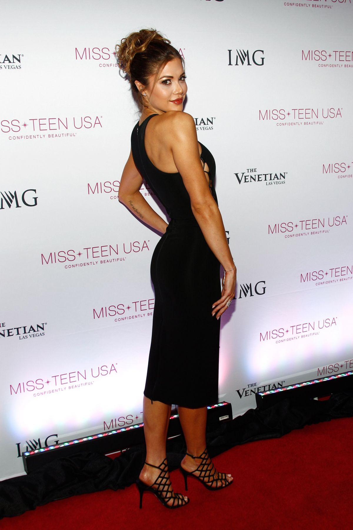 Miss Teen usa 07