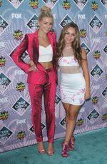 BREC BASSINGER at Teen Choice Awards 2016 in Inglewood 07/31/2016