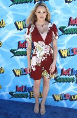 HUNTER HALEY KING at 4th Annual Just Jared Summer Bash in Beverly Hills 08/13/2016