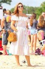 INGRID VANDEBOSCH Out in Hamptons 08/05/2016