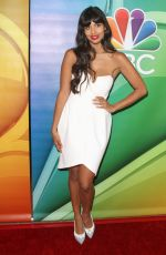 JAMEELA JAMIL at NBC/Universal Press Day at 2016 Summer TCA Tour in Beverly Hills 08/02/2016